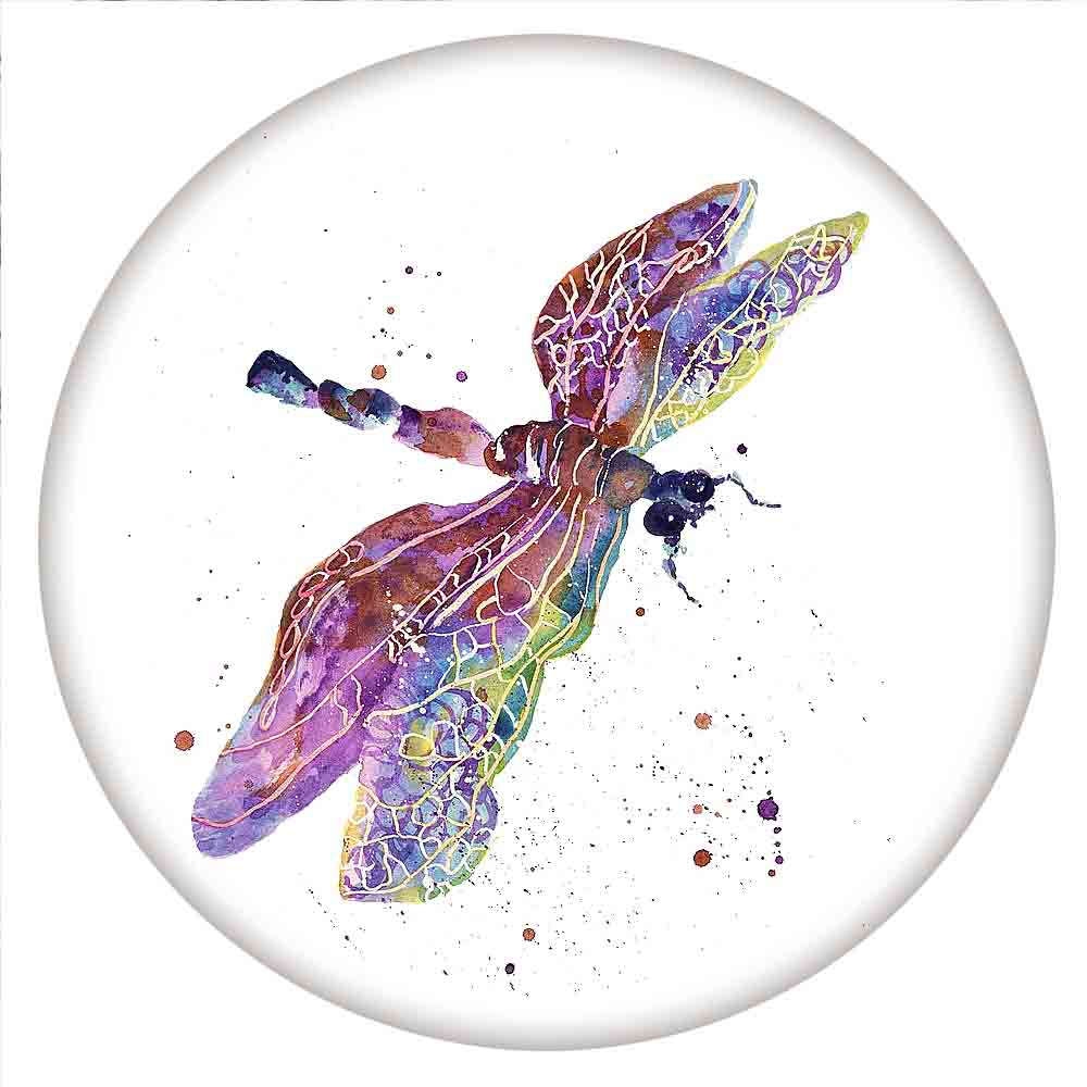Snap Jewelry Enamel Ceramic - Dragonfly