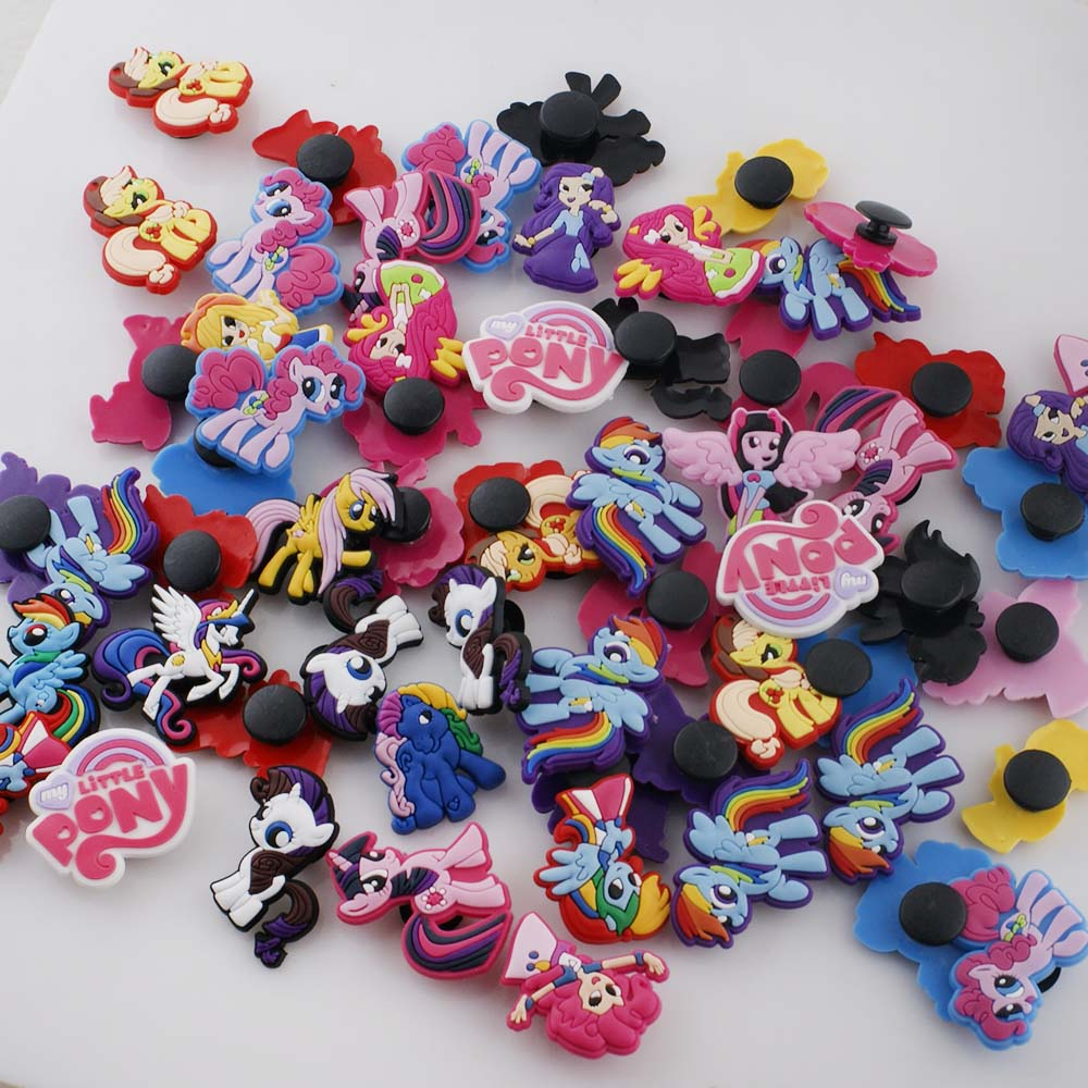 Children' Style Snap 10 pc Pony Pack Fits JCH3000 Bracelet