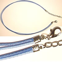 SkyBlue and Blue Dual Cord