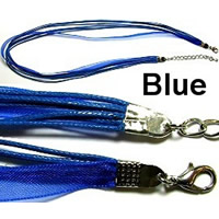 "18"" Blue Short Ribbon"