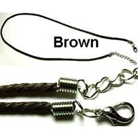 Brown Twisted Cord