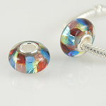925 Glass Beads - Dichroic - Multi Color