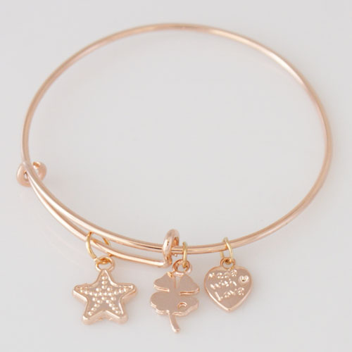 A&A Bracelet - Starfish Rose