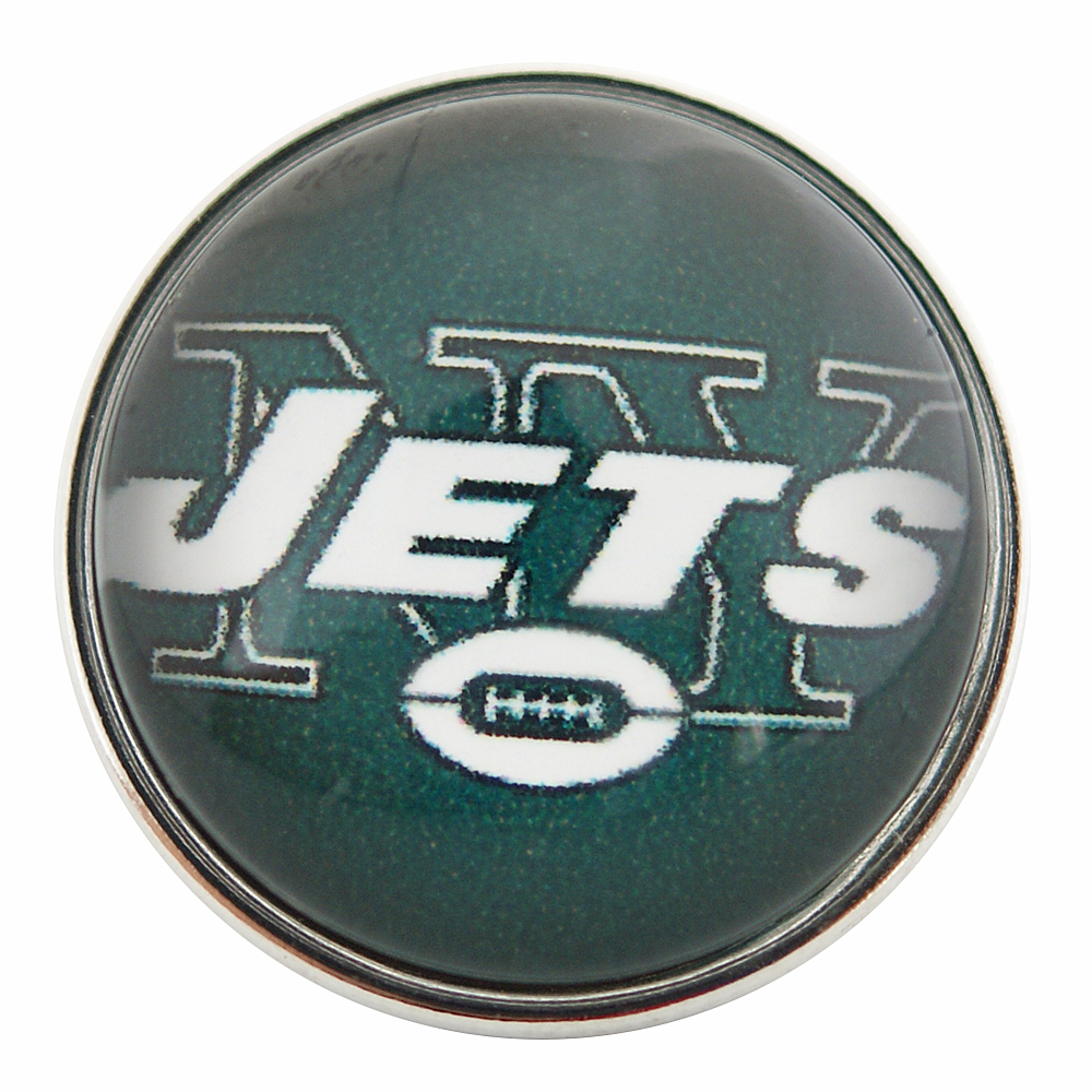 Snap Jewelry Glass - Sports ProFootball