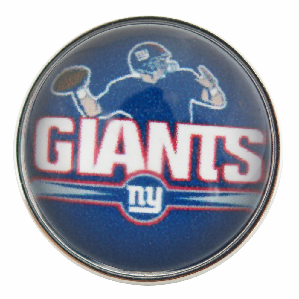 Snap Glass Jewelry - Sports Pro Football