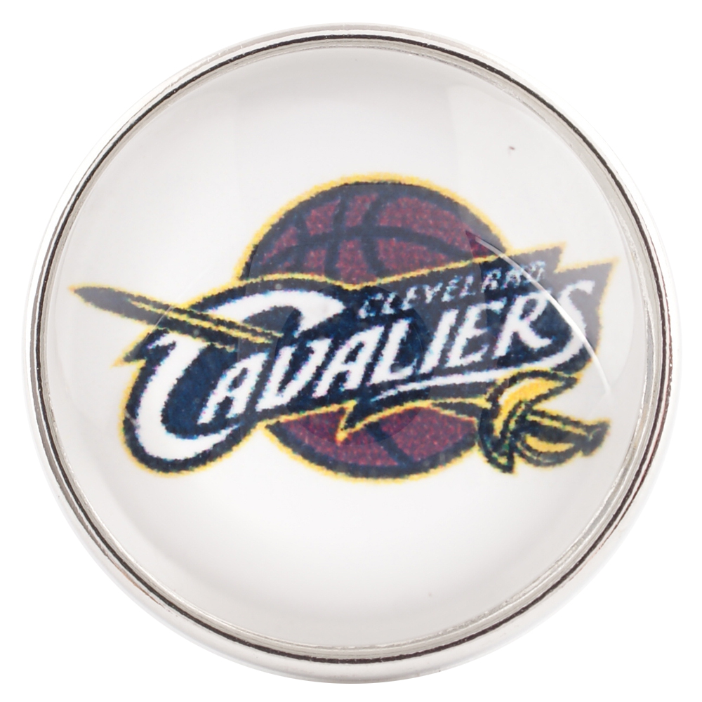 Snap Glass Jewelry - Sports
