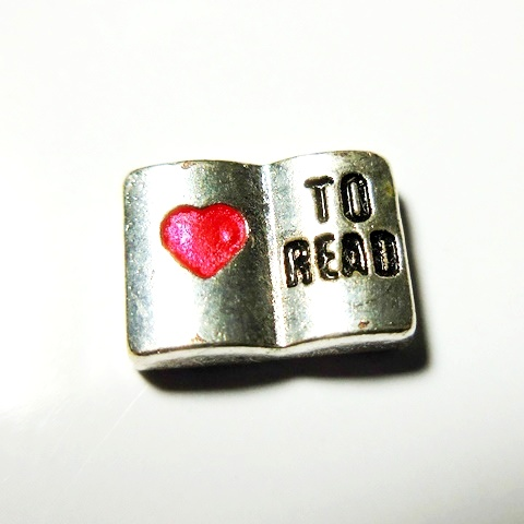 Memory Locket Charms Love to Read