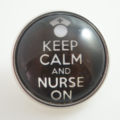 Snap Glass Jewelry - Nurse