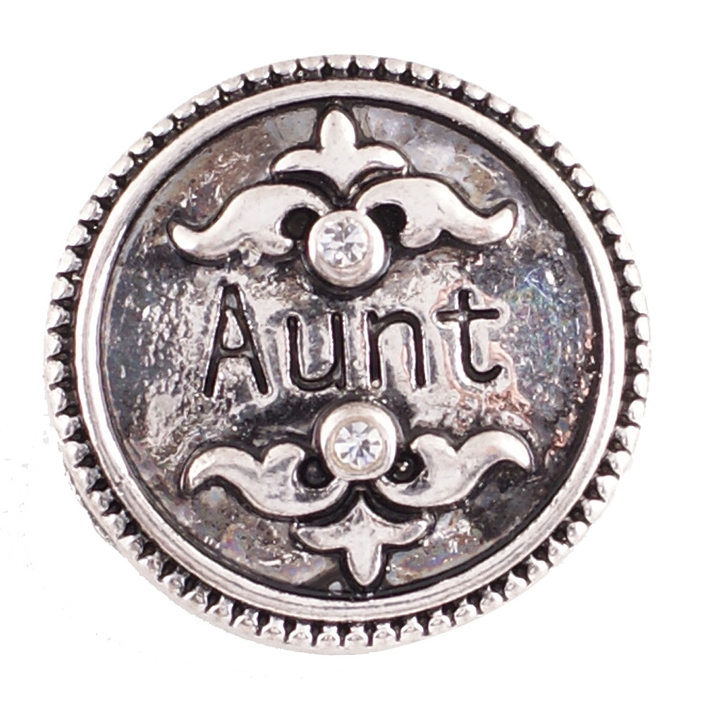 Snap Jewelry Metal - Anut
