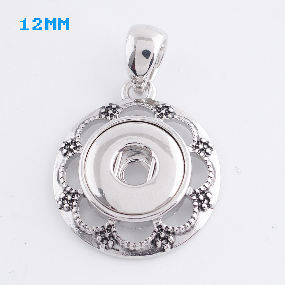 Mini Snap 12mm - Pendant Round Designer