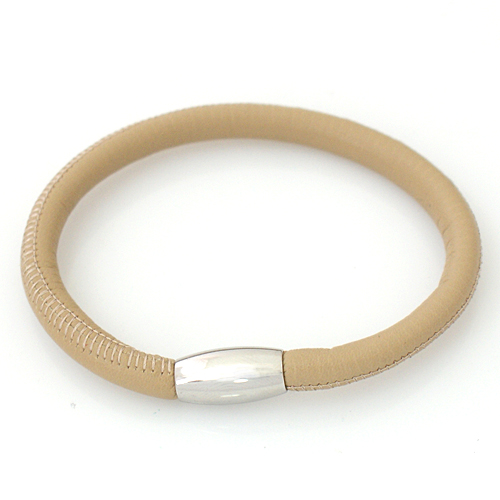 End Less Bracelet Magnetic Tan - 20CM 8 inch