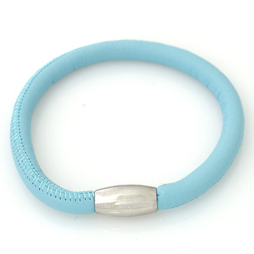 End Less Bracelet Magnetic Light Blue - 20CM 8 inch