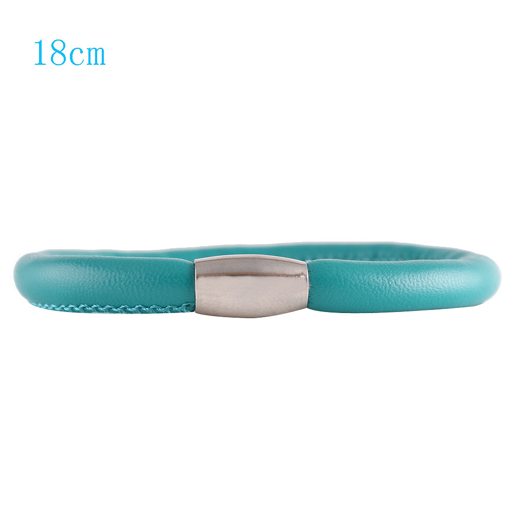End Less Bracelet Magnetic Teal - 18CM 7 inch