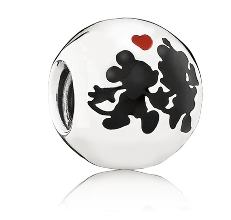 Charm 925 - Silver M&M Forever