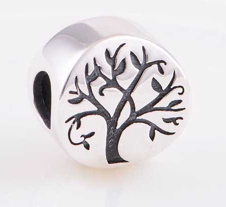 Charm 925 - Silver Tree Of Life