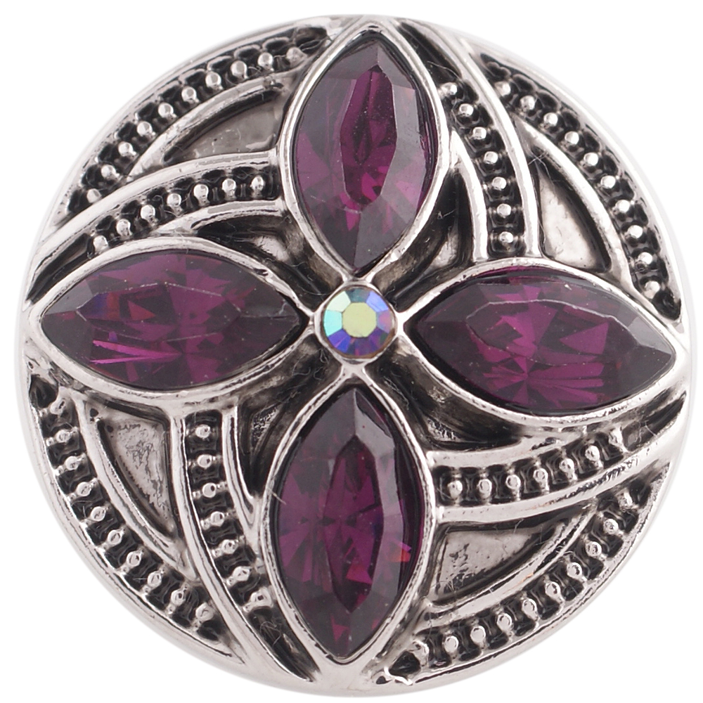 Snap Jewelry Rhinestone Designer - Purple