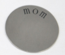 Memory Locket Plates Mom