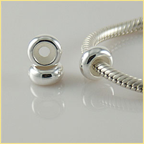 925 - Insert Spacer Stopper - Silver Small