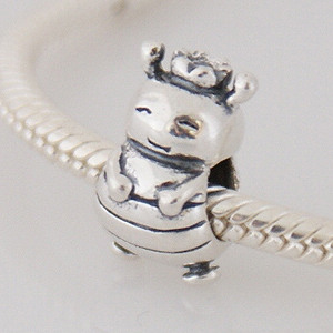 Charm 925 Silver - Bee