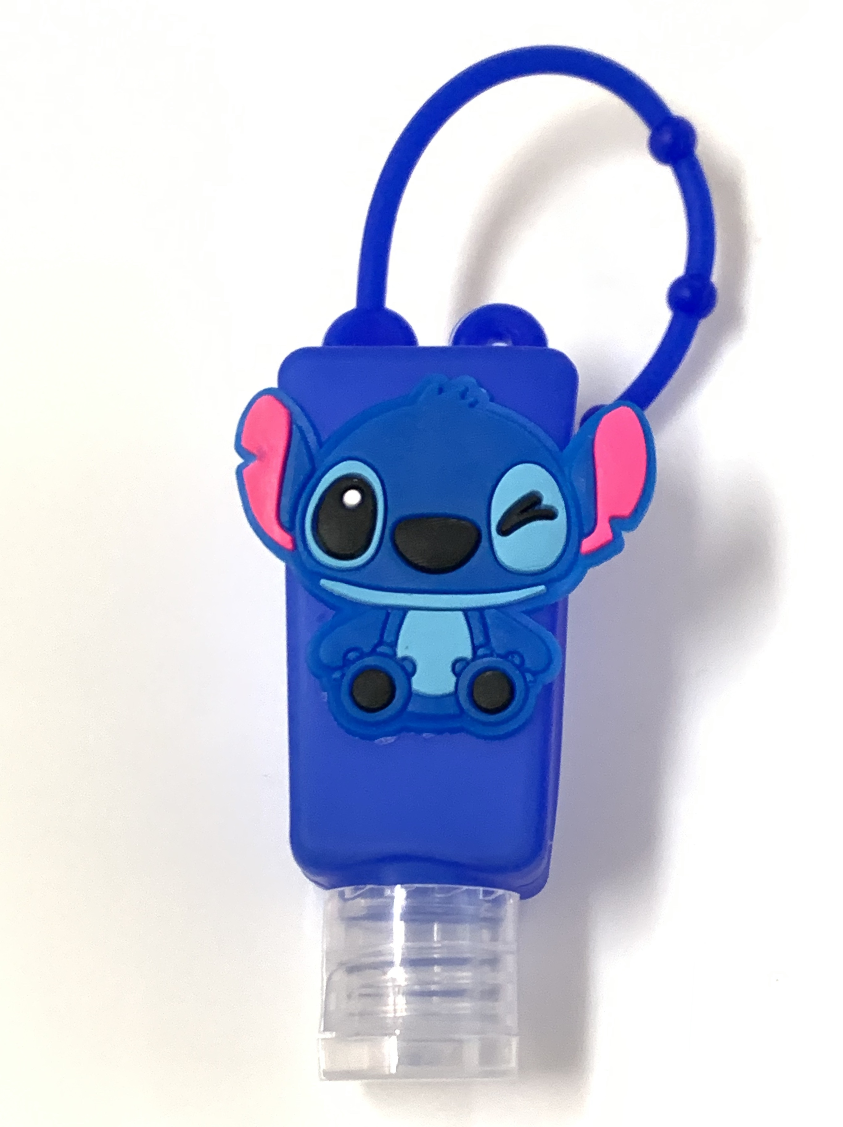 Silicone Bottle Holder for Mini 1oz Hand Sanitizer Lilo & Stitch