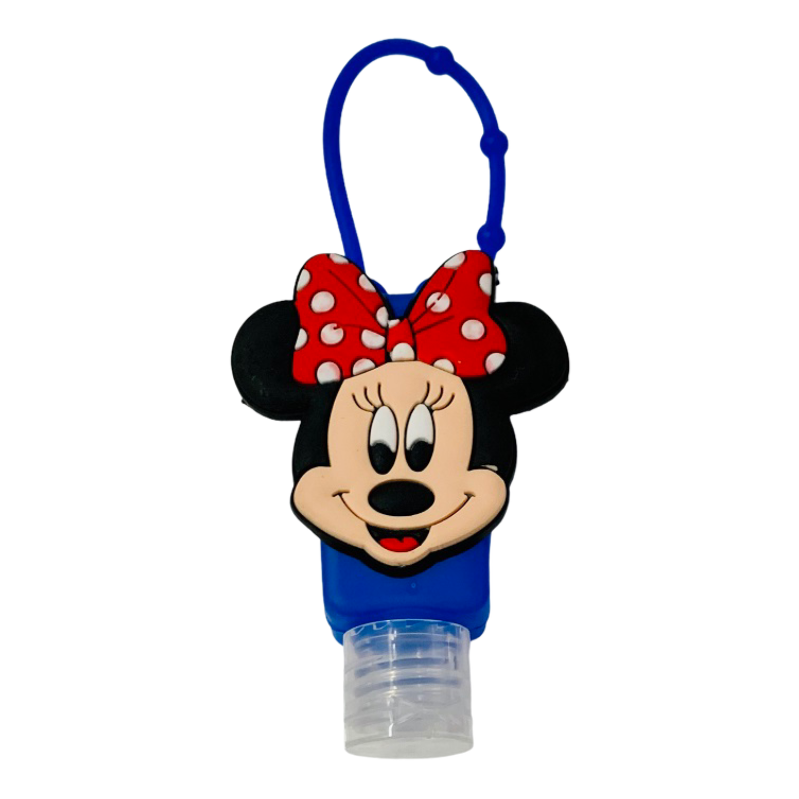 Silicone Bottle Holder for Mini 1oz Hand Sanitizer Minnie Mouse
